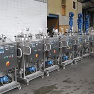 CPA-Rührmaschine für Biotechnologie / CPA-Agitator for Biotech