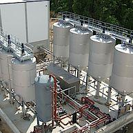Hygienisierer für Biogaserzeugung / Hygenizator for biogas production